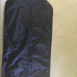 Louis Vuitton Bags - Authentic LOUIS VUITTON Navy Blue ZIP Garment Bag